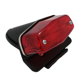 Mini Lucas Rear Light - Black