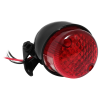 Texas Rear Light - Black