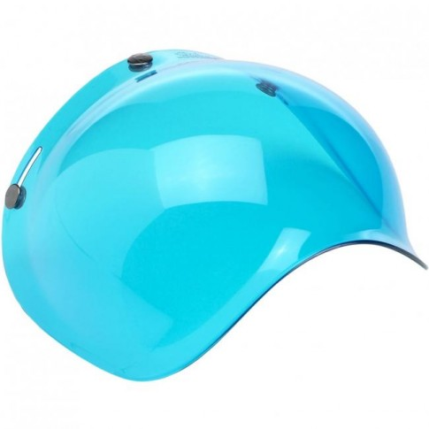 Biltwell Bubble Visor - Blue